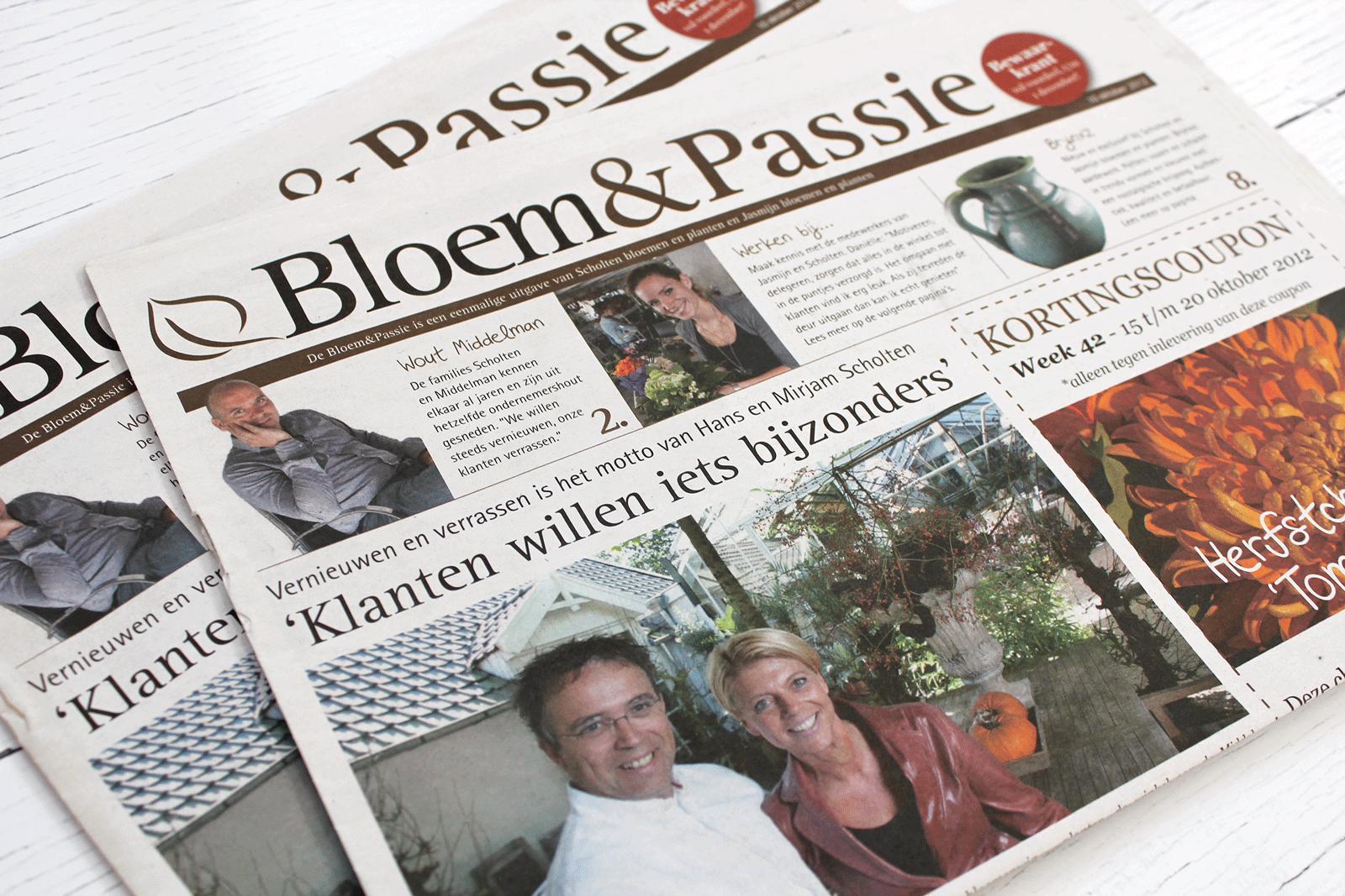 Bloem&passieCover